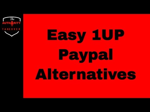 2 Easy 1Up Paypal Payment Alternatives: Stripe and Square