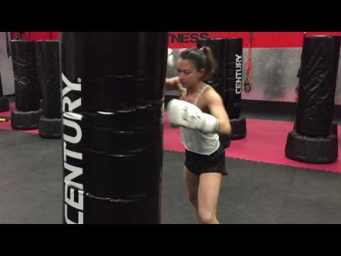 Kickboxing Combo of the Week #5