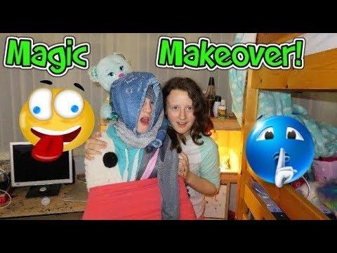Prankster Kids Magic Makeover Challenge!