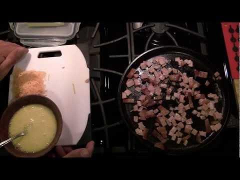 Eggs 3 ways cast iron griddle AVCHD
