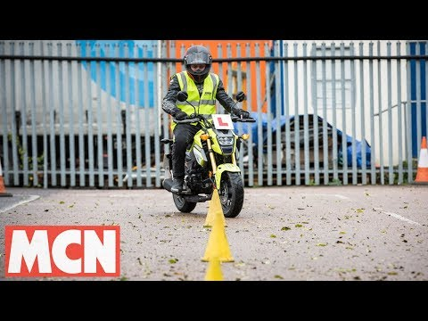 The first step to getting your motorcycle licence   How To   Motorcyclenews.com
