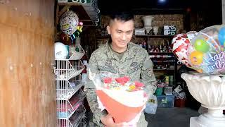 15 Nov 2019, Army Wedding Proposal