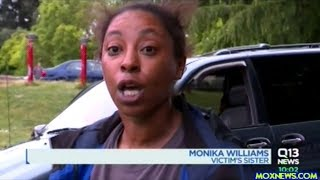 Seattle Police Shoot And Kill Mother Of Four With Her Children Watching!
