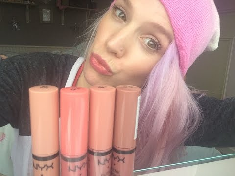 NYX Butter Gloss | Review & Lip Swatch