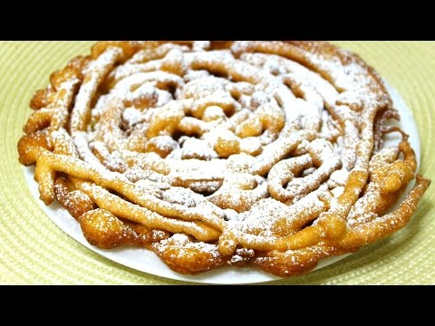 Funnel Cake Recipe - in the Kitchen With Jonny Episode 60