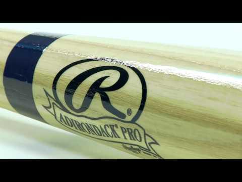 Rawlings Adirondack Wood Bat: 232 Adult