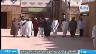 وصول أبناء سعد القحطاني _ اليوم 42 زد رصيدك3.mp4