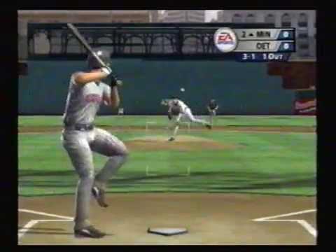 MVP Baseball 2005 - Mike Maroth Sampler