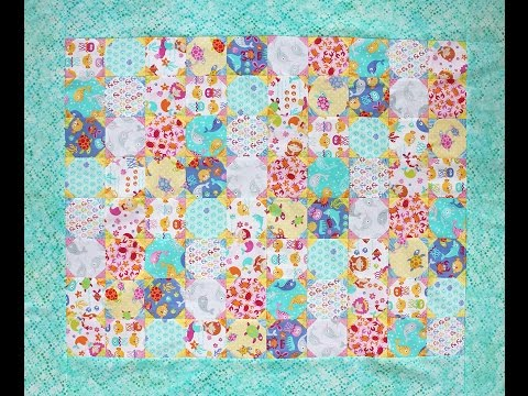 Baby Quilt: Show Me How