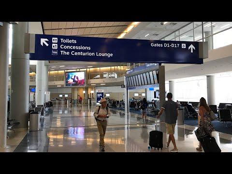 DFW - AMEX Centurion Lounge - Dallas - Ft Worth, TX DFW Airport Lounge