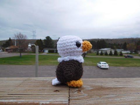 Amigurumi Crochet Eagle Tutorial