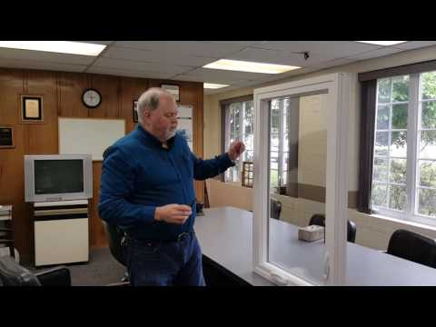 How to adjust a casement sash to close properly