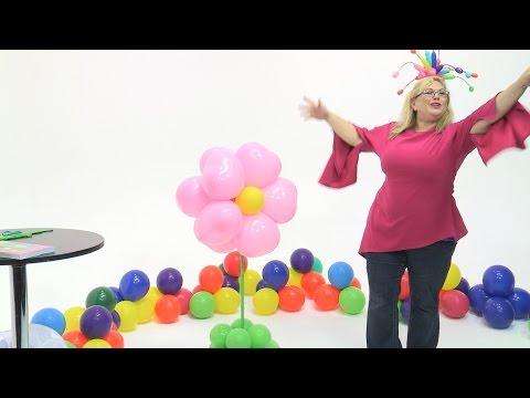 Cute Balloon Flower (Oversized) - DIY Tutorial