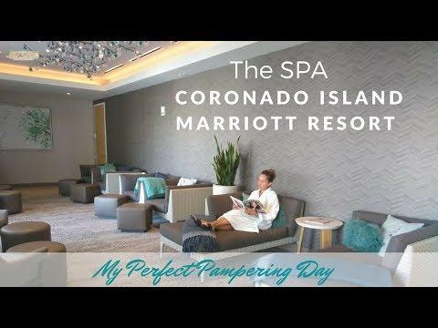 My Perfect Pampering Day at The SPA at Marriott Resort Coronado Island