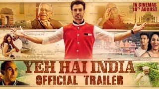 Yeh Hai India Official Trailer | Gavie Chahal | Deana Uppal | Lomharsh | 18 Aug 2017