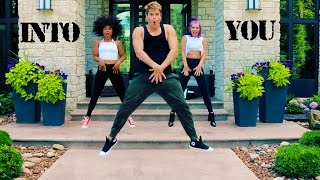 Into You - Ariana Grande | The Fitness Marshall | Dance Workout