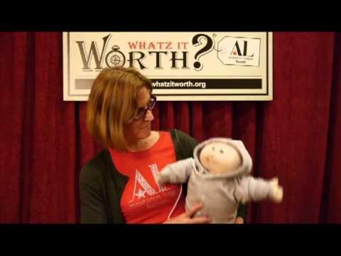Xavier Roberts Cabbage Patch Doll - WHATZ IT WORTH?  2013
