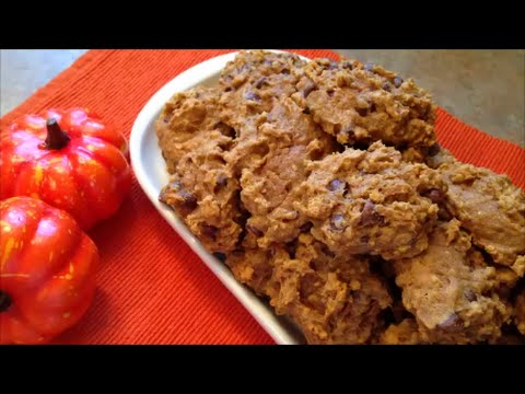 Pumpkin Oatmeal Chocolate Chip Cookies - Rise Wine & Dine - Episode 84