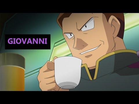 Pokemon - Black and White - Team Rocket - Giovanni