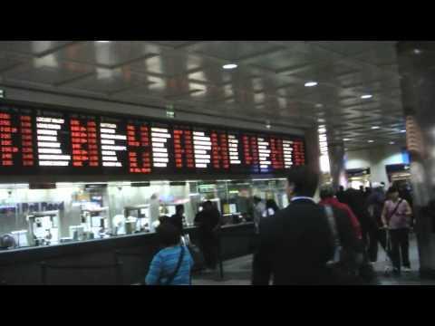Penn Station Train Schedules