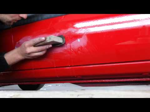How to remove a run in your paint