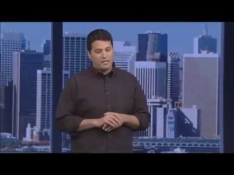 Terry Myerson at Build conference - Convert objective-C / iOS apps on Windows