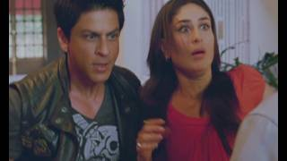 Son knows how to handle Shahrukh Khan   RA.One