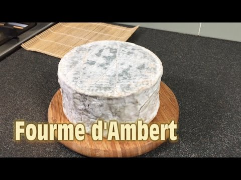 How to make Fourme d'Ambert style cheese