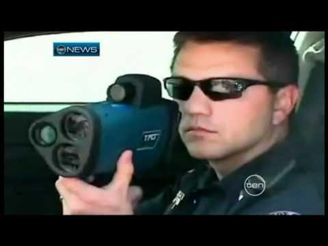 Queenslands New Hand Held Speed Gun Cameras
