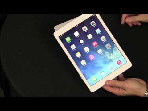 Apple iPad Air Unboxing and First Look