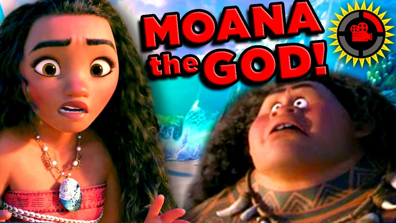 Film Theory: Disney Moana's SECRET Identity REVEALED! (Moana)