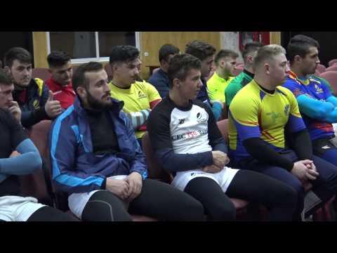 Romania U20 a inceput pregatirea la Izvorani