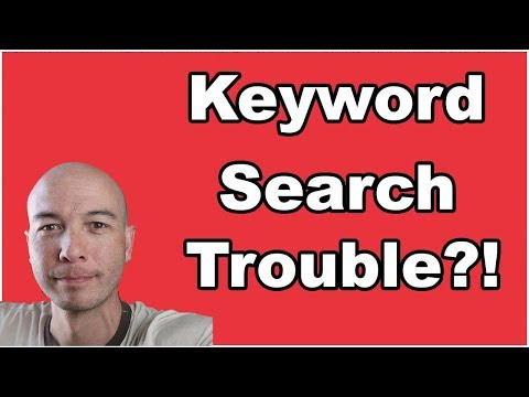 Trouble With Keyword Search Volumes in the Keyword Planner?