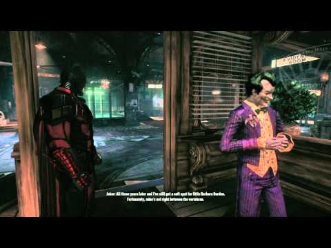 Arkham Knight Walkthrough Confronting Scarecrow On Rooftop & Securing Clock Tower Again