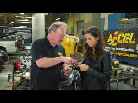 How to Install ACCEL Shorty Spark Plugs Header Plugs
