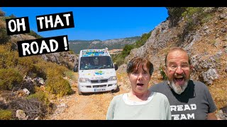 Heading to the MOUNTAINS | Rural VAN LIFE in TURKEY