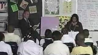 George Bush on September 11th