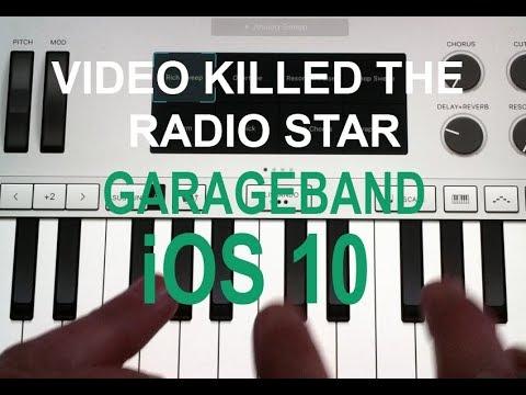 GarageBand for iOS 10: