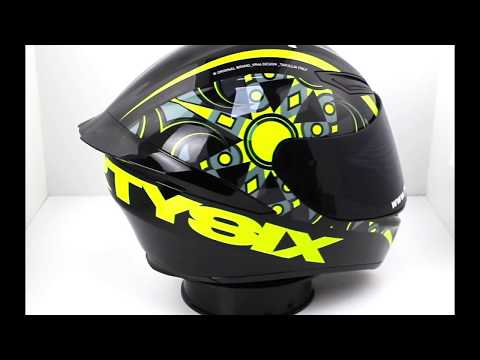 AGV K1 Helmet Flavum 46 (Rossi Replica)