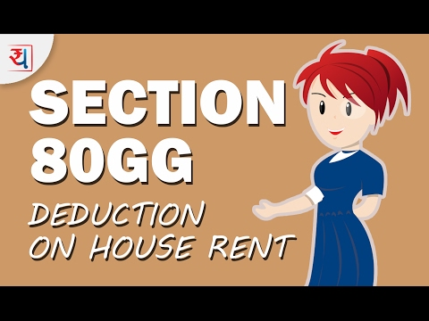 Section 80GG: Deduction On Rent paid | Tax Saving Tips explained by Yadnya