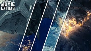 Independence Day: Resurgence - VFX Breakdown by Scanline (2016)