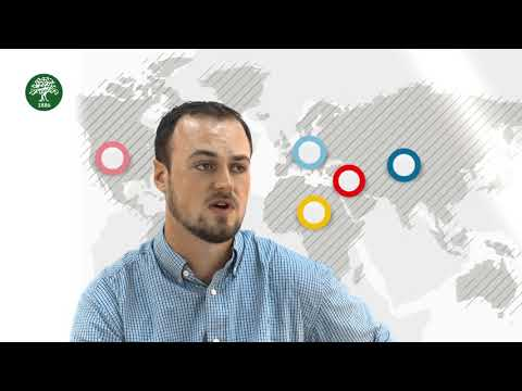 Working at Sabis Network Schools - Darren Keane