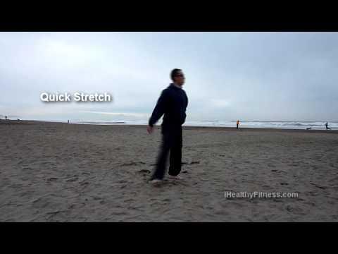 Beach Workout - Legs (Speed, Explosiveness, and Endurance)