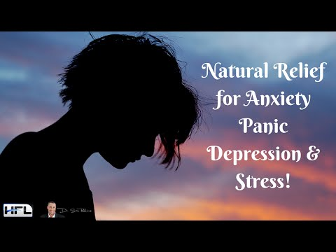 How To Fix Depression, Anxiety, Panic attack, and Stress, Naturally?