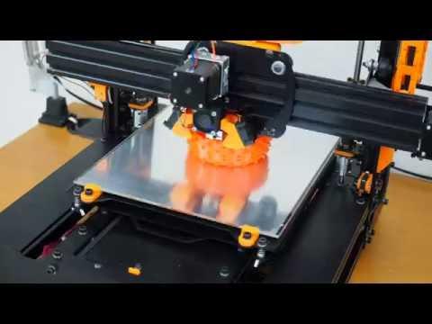 Open RC Wheel - StrongArm 3d Printer Testing NinjaFlex