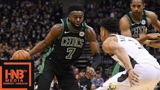 Milwaukee Bucks vs Boston Celtics Full Game Highlights / Game 4 / 2018 NBA Playoffs