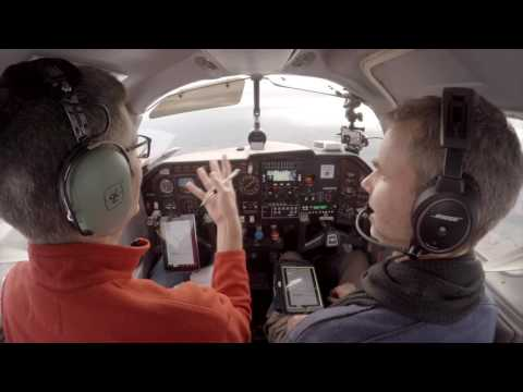 Why are Pilots afraid of ATC?  Flying IFR with a Controller to find out! - Mooney M20J - VLOG
