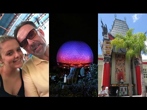DISNEY VLOG: Epcot and Hollywood Studios