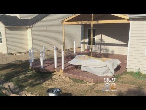 Get Marty: Couple Says Contractor Took Money, Didn't Build New Deck