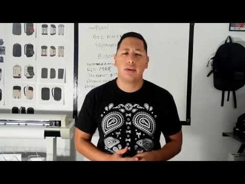 How To Start A Clothing Line With Less Than 50 Dollars